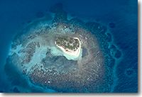 Aerial of Snake Cayes